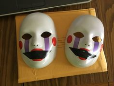 SALE Five nights at freddy's the Marionette by Lunitari on Etsy