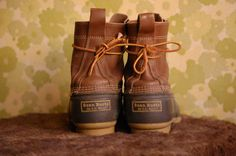 love duck boots;  llbean all the way.
