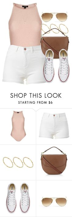 """""""Sin título #12741"""" by vany-alvarado ❤ liked on Polyvore featuring Topshop, ASOS, Mulberry, Converse, Ray-Ban and Minor Obsessions"""