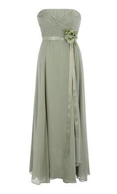 Coast allure maxi dress £160