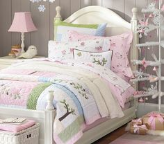 for Miss Cait when she needs a big girl bed :0)