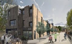 Peabody has revealed its top 20 shortlisted designs by young architects for the next generation of social housing. Here's what they came up with
