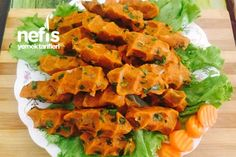 Nusret Hotels – Just another WordPress site Seasoned Fries, Turkish Recipes, Ethnic Recipes, Salad Recipes, Healthy Recipes, Food Words, Mediterranean Recipes, Tandoori Chicken, Cooking Tips