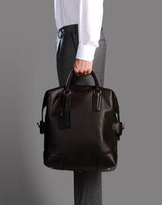 Brioni Men's Leather