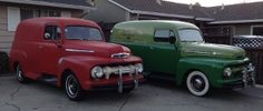 dimensions of 1948 Ford Panel Truck - Ford Truck Enthusiasts Forums