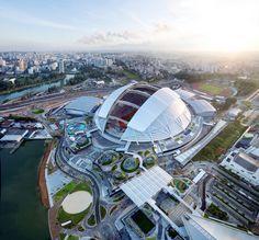 세계 최대 돔…올해 최고 구조공학 건물 -테크홀릭 http://techholic.co.kr/archives/44669