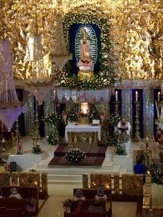 Diciembre 12, 2014 Festividad de Ntra. Señora de Guadalupe