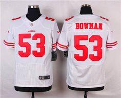 Women's San Francisco 49ers NaVorro Bowman Nike Black Alternate Game