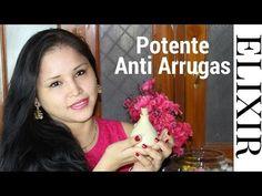 POTENTE SERUM ANTI ARRUGAS HINDU - Maya Belleza de la India - Natural Anti Age Elixir - YouTube