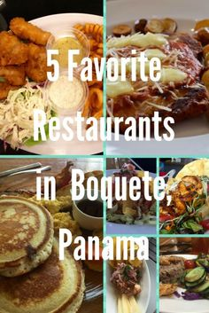 Being a frequent traveler to Panama, I share with you my five new favorite restaurants in Boquete. Have you tried any of these tasty options there? #boquete #restaurants #chiriqui #restaurants #TBIN