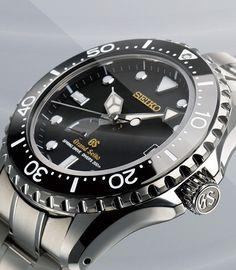 Seiko Grand Seiko Spring Drive Titanium SBGA031, people'll still buy Rolex and…