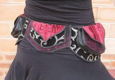 Making Magic - Festival Pocket Belt - Utility belt - Burning man Style