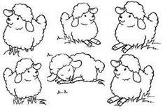 pastores de ovelhas pinturas em aquarela - Bing images