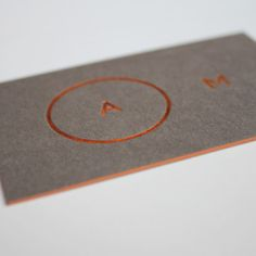 Are you looking for that extra shimmer on your business cards? You can add this amazing Hot Foil Stamping to your business card to create that awesome look!