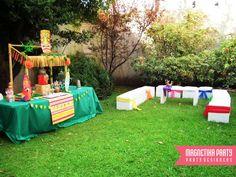 Luau party para Luli... | CatchMyParty.com