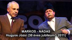 Markos-Nádas: 30 éves jubileum - Hugyos Józsi (2011) Website, Music, Youtube, Musica, Musik, Muziek, Music Activities