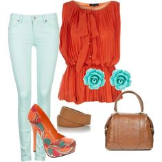 Summer Style, created by whitsan.polyvore.com