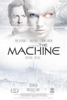 The Machine (2013) UK ~1eyeJACK~