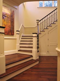 Traditional Staircase Design, Pictures, Remodel, Decor and Ideas - page 49