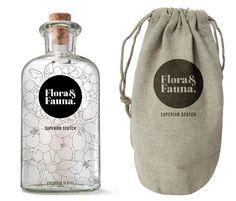 Flora & Fauna Packaging // D'12
