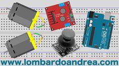 Controllo di due motori DC con #Arduino e un Joystick
