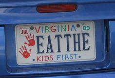 Zombie license plate (courtesy lolthis.com)