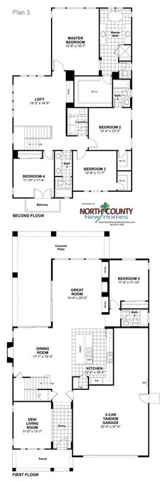 517 Best New Home Floor Plans in North County San go ... Pacific North House Plans on north central, north california, north seattle, north st. louis county, north lake wisconsin, north america gyre, north europe, north lebanon,