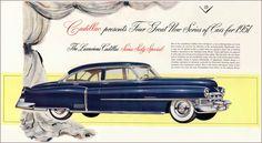 1951 Cadillac Series Sixty