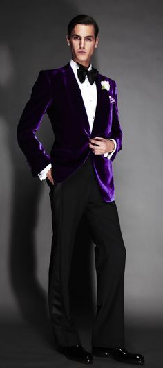 Men's Purple Velvet Jacket | Jackets, Clothing and Velvet