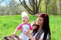 MaKayla Shepard Photography ❤️ #Idahophotograher #baby #girl #spring