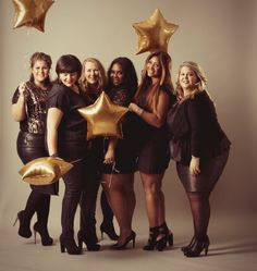 MS Mode, Wondervol, grote maten dameskleding, party, timetosparkle