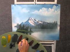 Paint With Kevin Hill oil painting http://paintwithkevin.com/index.html