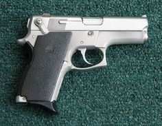 Smith & Wesson 669, reliable, accurate, a great CCW pistol