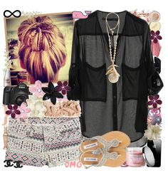 """make it bun dem ♥"" by lydialovesyou ❤ liked on Polyvore"