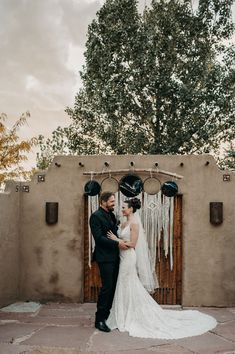 Moody southwestern Colorado elopement with Spanish and dark boho style. Mariana Ziegler Photography captured the outdoor shoot at Casa Coyote Event Center. Plan My Wedding, Elope Wedding, Elopement Wedding, Wedding Planning, Groom Attire, Bridesmaid Dresses, Wedding Dresses, Bridal Boutique, Maid Of Honor