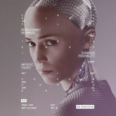Ex Machina - Ava Plot: #Programmer Caleb Smith wins a one-week visit to the #luxurious, isolated home of Nathan Bateman, the #CEO of #softwarecompany Blue Book. The only other person there is Nathan's #servant Kyoko, who, according to Nathan, does not speak English. Nathan has built a #humanoid #robot named Ava with #artificialintelligence . Ava has already passed a simple #TuringTest ; Nathan wants Caleb to judge whether Ava is genuinely capable of #thought and #consciousness, and whether…