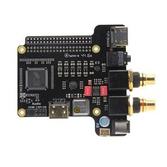 Raspberry Pi HIFI & DAC