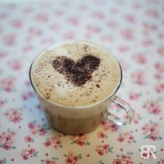 latte love #coffee #latteheart #brcb