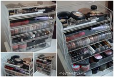 New MakeUp Storage Solution