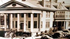 The Maples - original site of Magee Women's Hospital