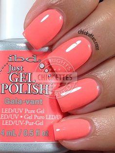 nails.quenalbertini: ibd Just Gel Polish Social Lights Collection - Gala-vant