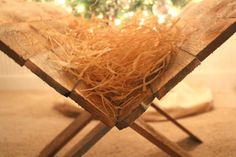 manger - Christmas decor
