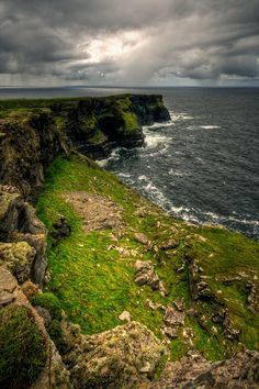 Cliffs of Moher - Ireland   Harry Potter Filming location.