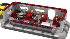 LEGO Ideas - Dex's Diner