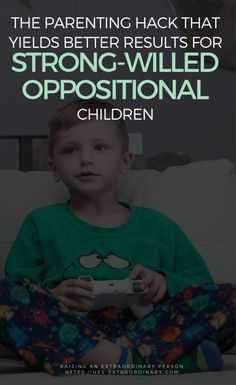 The Parenting Hack that Yields Better Results With Oppositional and Strong Willed Children - ADHD, Oppositional Defiant Disorder, Conduct Disorder, etc. Parenting Memes, Parenting Advice, Parenting Styles, Parenting Classes, Gentle Parenting, Kids And Parenting, Autism Parenting, Peaceful Parenting, Natural Parenting