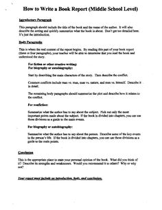 how to write a book report for high school the canterbury tales essay - Example Of Book Review Essay