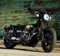 2014 Bolt Motorcycle