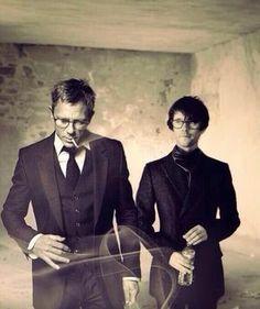 Daniel and Ben, beautiful
