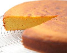 Recette Gâteau à l'orange