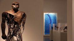 L'HOMME ET LA MATIÈRE, une exposition magistrale de l'oeuvre de Don Darby, sculpteur prolifique, au Centre national d'exposition de ville de Saguenay.